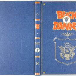 Intégrale Buck Danny 4-0