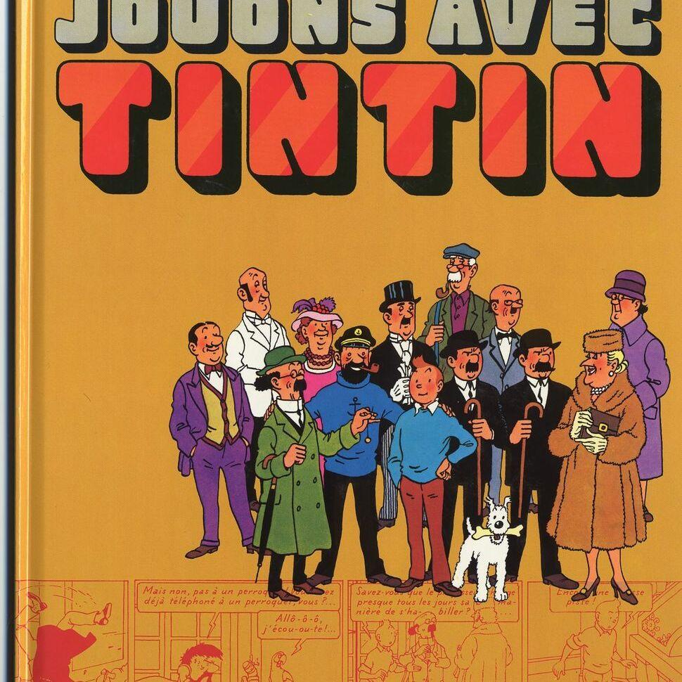 Jouons avec Tintin-0