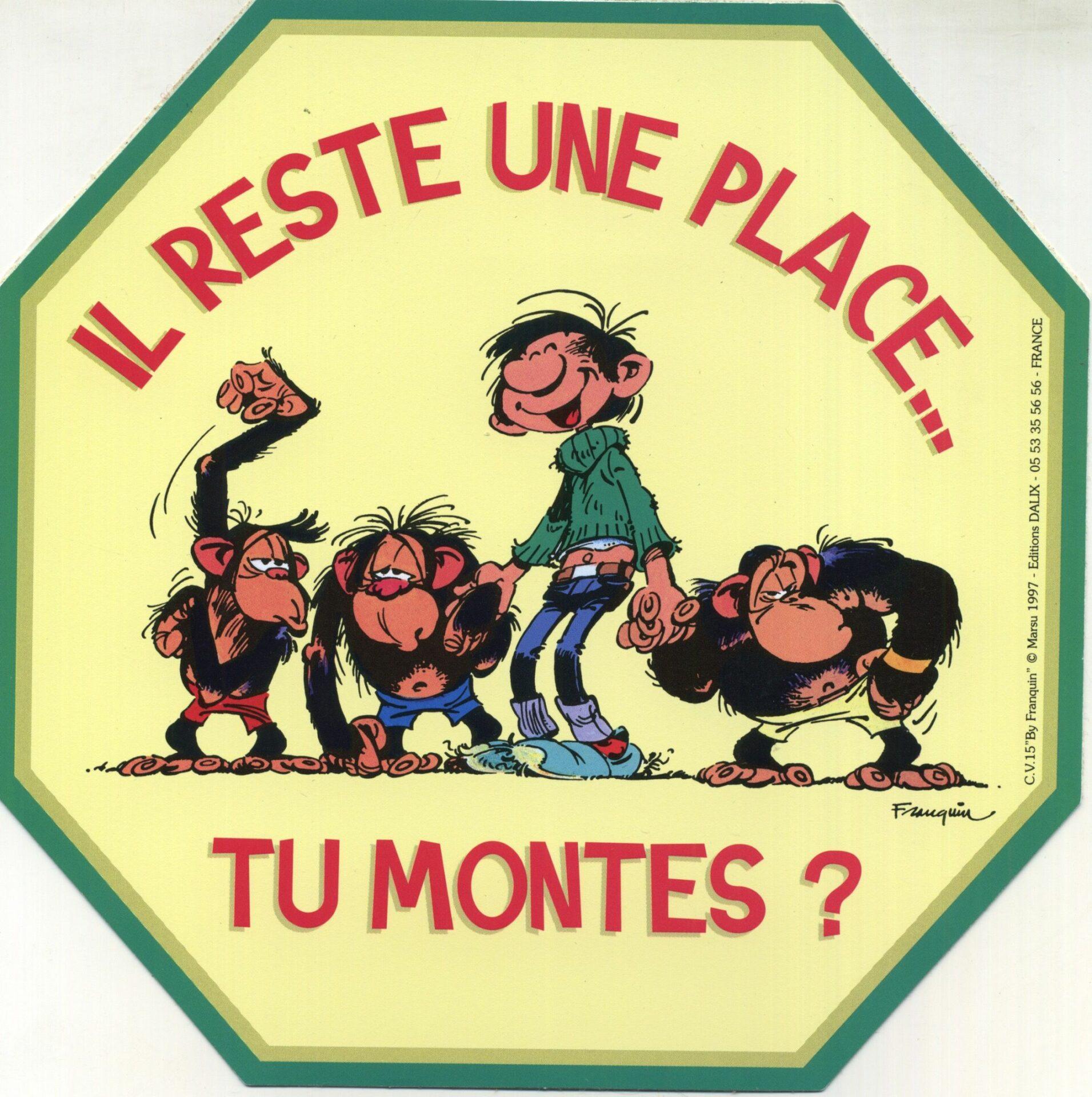 Il reste une place... Tu montes?-0