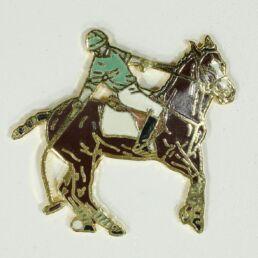 Joueur de Polo à cheval -0