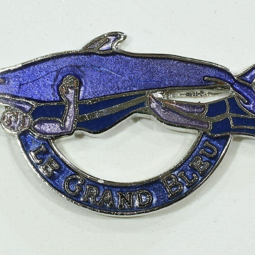 Le Grand Bleu - dauphin-0