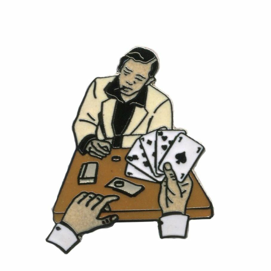 Partie de poker-0