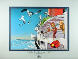 Spirou : 5 posters-337822