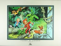 Spirou : 5 posters-337821