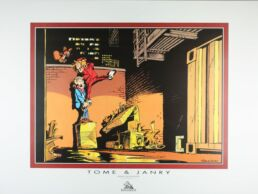Spirou : 5 posters-337820