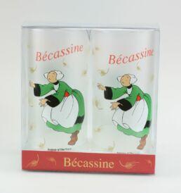 Set de 2 verres, Bécassine-355703
