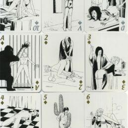 Jeu de cartes, Renaud : SM-194377