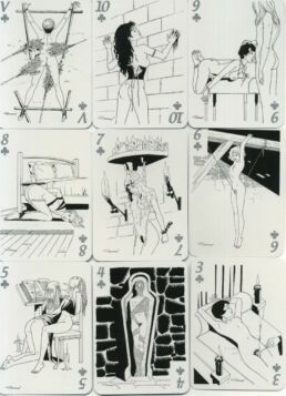 Jeu de cartes, Renaud : SM-194379