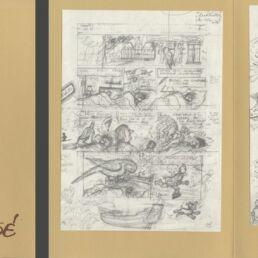 Hergé, Tintin et L'Alph'Art-0