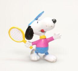 Snoopy tennisman couleur-0