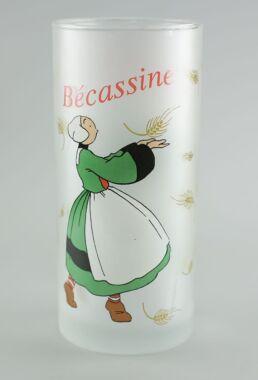 Set de 2 verres, Bécassine-160690