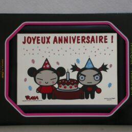 Miroir Pucca, Joyeux anniversaire-0