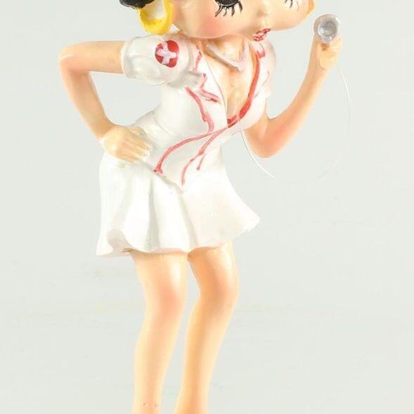 Betty Boop Infirmière-0