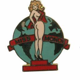 Pin-up Miss monde-0