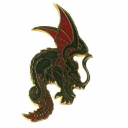 Dragon (doré)-0