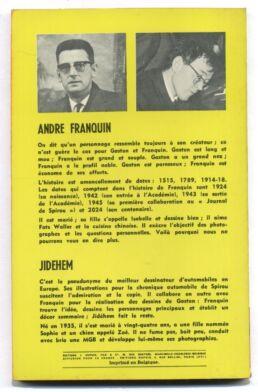 Gaston. Biographie d'un gaffeur-338713