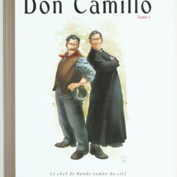 Don Camillo en BD, Le chef de bande tombé du ciel - Tome 1-0
