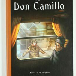 Don Camillo en BD, Retour à la bergerie - Tome 2-0