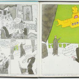 Rock Cartoon, L'histoire du rock en BD-367242
