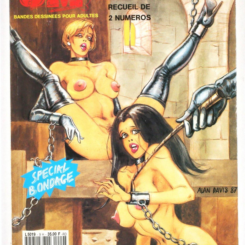 SM Comix N°9, Recueil de 2 numéros-0