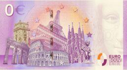 Billet Euro Souvenir 01-383308
