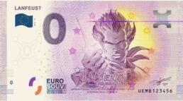 Billet Euro Souvenir 04-0