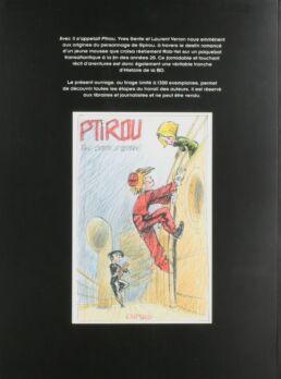 Il s'appelait Ptirou : Le Spirou de Verron & Y. Sente-404240