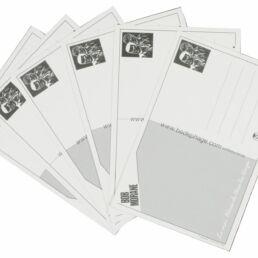 Bob Morane : portfolio 6 cartes postales-397017