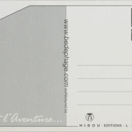 Bob Morane : Carte postale C'est l'aventure-397019