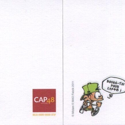 CAP 48 : Tamara - Kid paddle-0