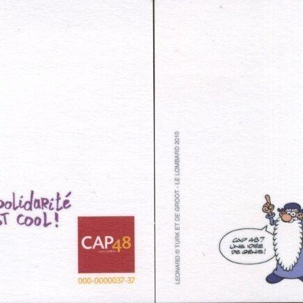 CAP 48 : Leonard - Kid paddle-0