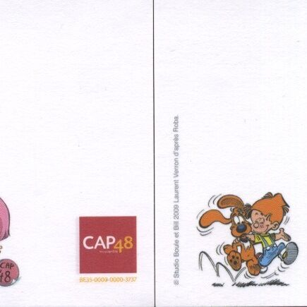 CAP 48 : Ernest & Rebecca - Boule et Bill-0