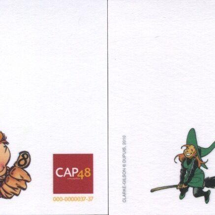 CAP 48 : Le Petit Spirou - Mélusine-0
