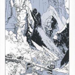 Route de montagne-0