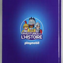 Playmobil, aventure de l'histoire, les grandes guerrières du moyen âge. La bd accompagnée de son Playmobil, Hypatie d'Alexandrie-413571