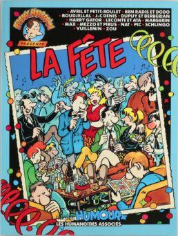 Frank Margerin présente : La Fête-0