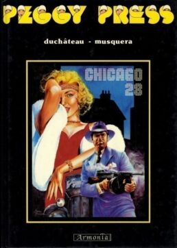 Peggy Press, Tome 1, Chicago 28-0