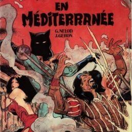Les conquistadores de la liberté, Tome 2, Révolte en Méditérannée-0