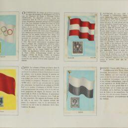 Album d'images Drapeaux et timbres-poste-413738