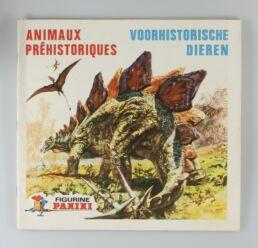 Album d'images Animaux préhistoriques-0