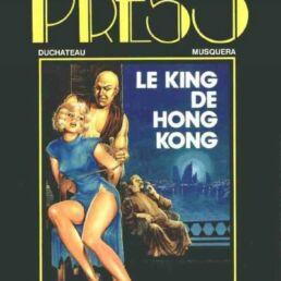 Peggy Press, Tome 1 & 2, Chicago 28 + Le king de Hong Kong-0