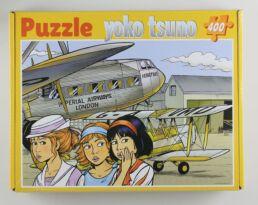 Puzzle 400 pièces Yoko Tsuno-0