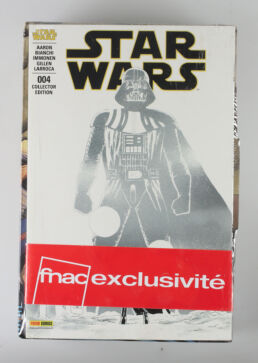 "Panini comics, Star wars 4 collector edition + Tshirt exclusif "" coté obscur de la force"" taille XL-0"