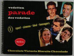 Album d'images Parade des Vedettes Tome 1-0
