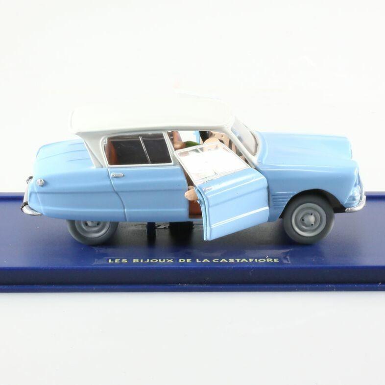 Citroën Ami 6 du Docteur, Les Bijoux de la Castafiore, Années 60, 1/43