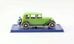 La limousine, Le lotus bleu, Années 30, 1/43