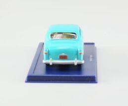 La Ford Custom turquoise, Objectif Lune, 1949, 1/43