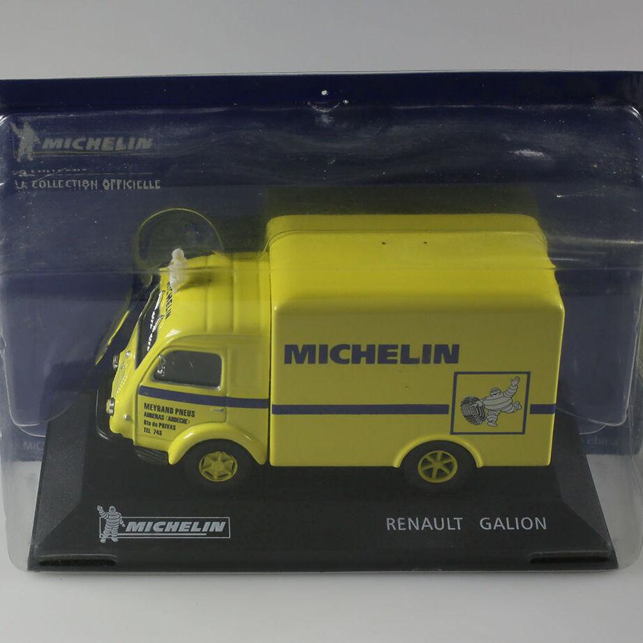 Renault galion de 1963, Collection officielle Michelin 1/43