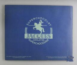 Chocolat Jacques, album chromos , Chevaliers du progrès, Autos et Avions des années 50