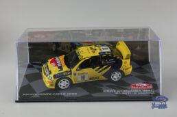Seat Cordoba WRC, P. Liatti & C. Cassina 1999 1/43